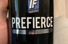 pre fierce bottle